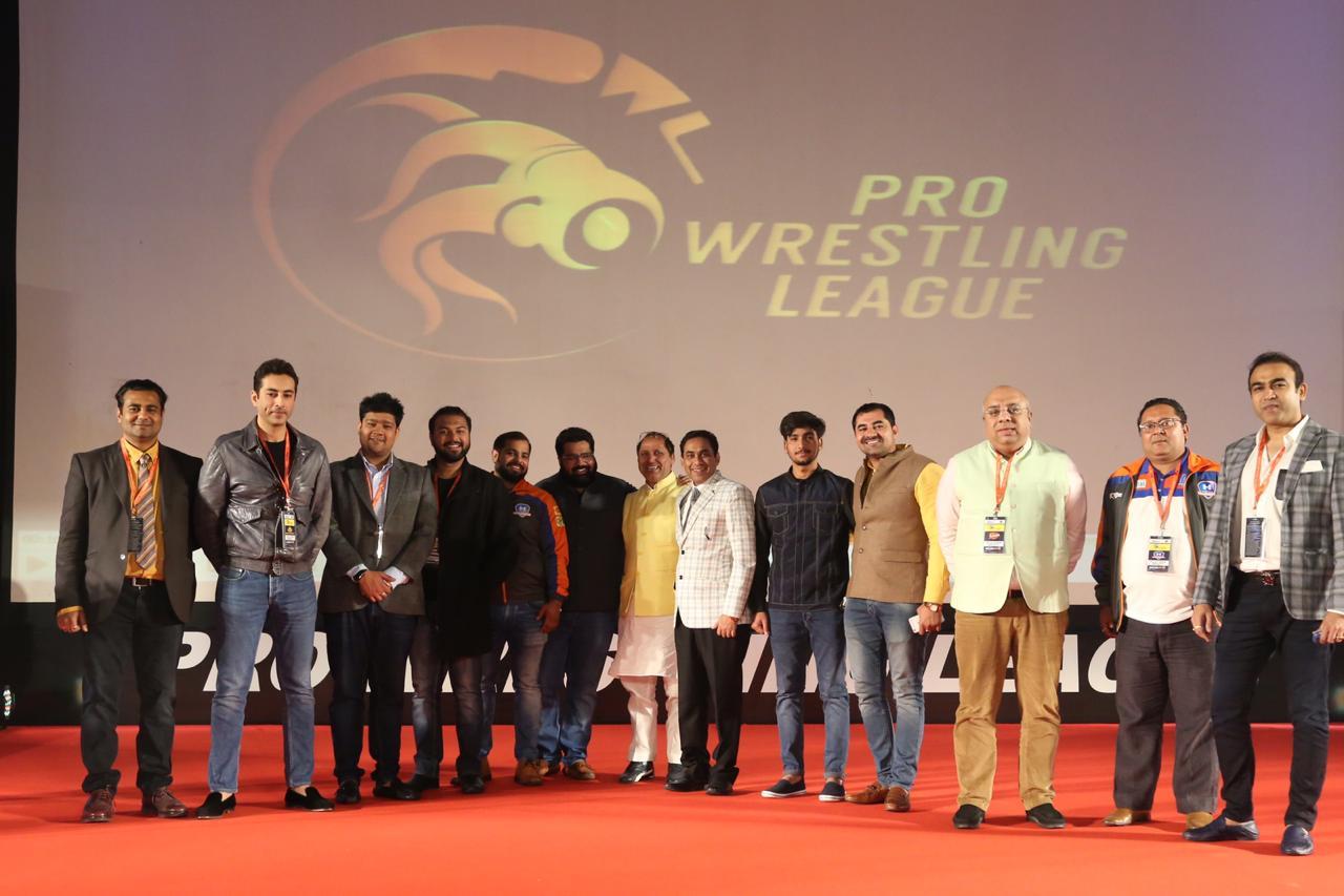 Pro Wrestling League 4