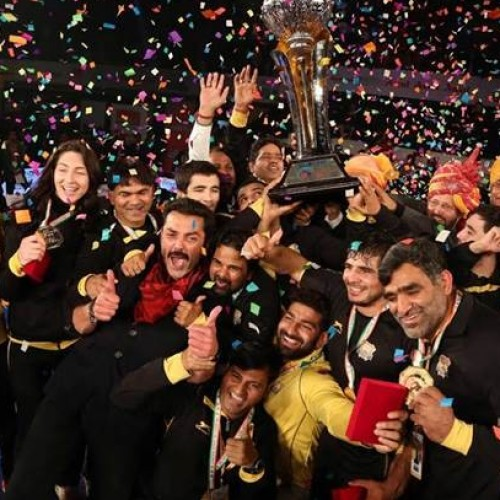 Pro Wrestling League: NCR Punjab Royals crowned champions of season 2