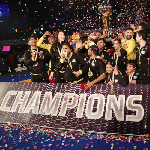 Punjab Royals edge out Haryana Hammers to clinch PWL title