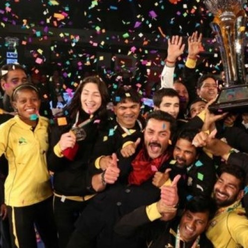 NCR Punjab Royals were Crowned The Champions of The PWL Season 2