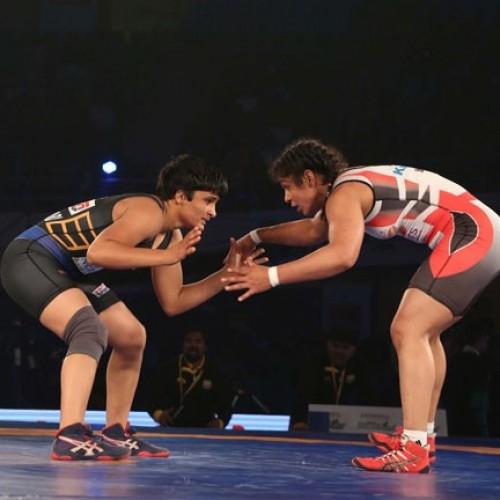 Happy Women's Day & the winner is Sakshi Malik