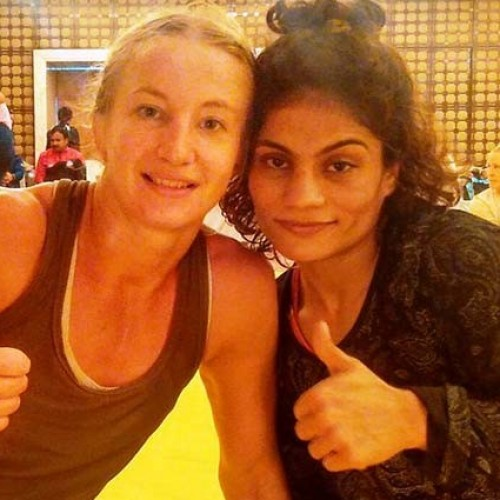 Funded by coach, educated by Federation – wrestler Indu Chaudhary's rags to riches story