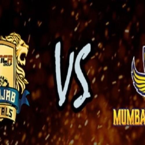 एनसीआर पंजाब रॉयल्स का सामना मुंबई महारथी