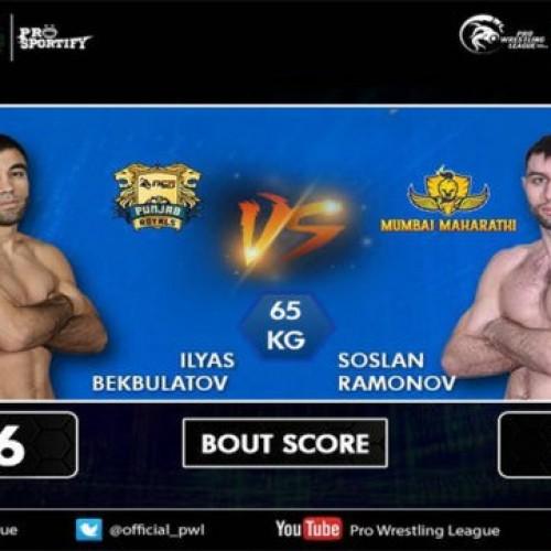 सोसलानने पंजाब रॉयल्स के बेकबुलातोव को 7-6 से हराया