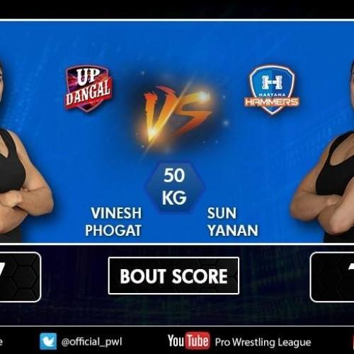 Haryana Hammer down UP Dangal, set up repeat clash in semis