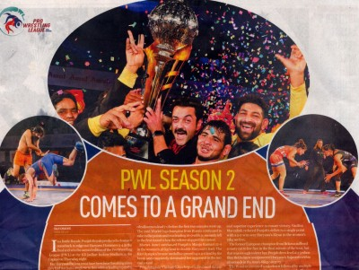 PWL Season 2 comes to Grand End