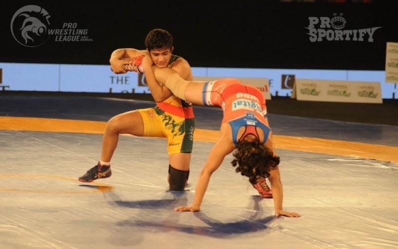 Semifinal 1:  Haryana Hammers Vs Jaipur Ninjas