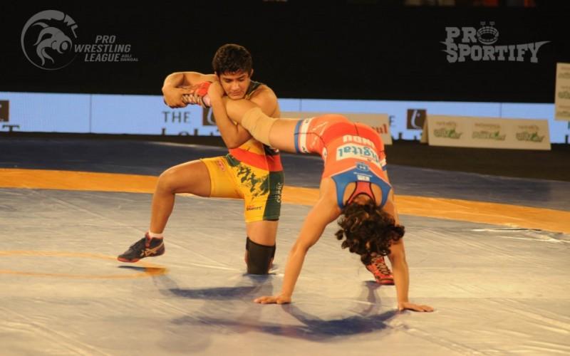 Semifinal 1: Jaipur Ninjas Vs Haryana Hammers