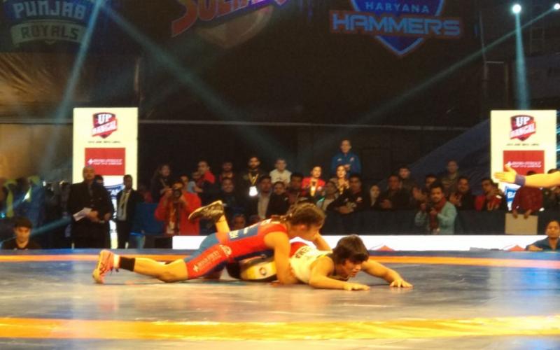 Season 3 : Day 5 - UP Dangal VS Mumabai Maharathi